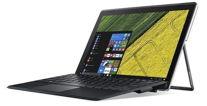 Планшеты Acer Switch 3 и Switch 5