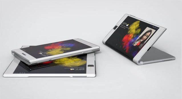 Lenovo продемонстрировала гибкий планшет Folio