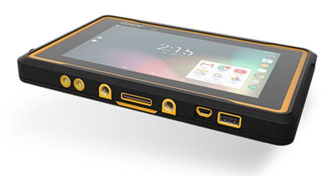 Getac ZX70: защищенный 7-дюймовый Android-планшет на базе Intel Atom