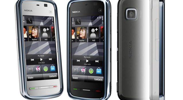 Nokia 5235 – смартфон из линейки ExpressMusic