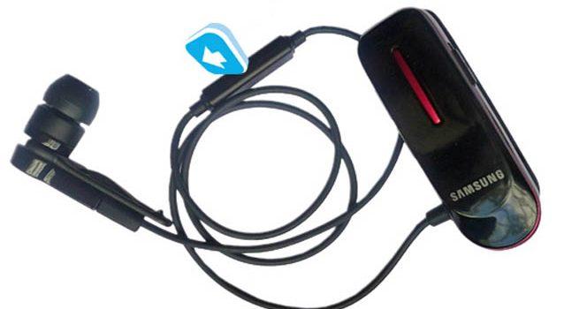 Bluetooth-гарнитура Samsung HM1500