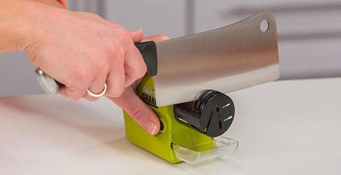 Чем удобна электрическая ножеточка