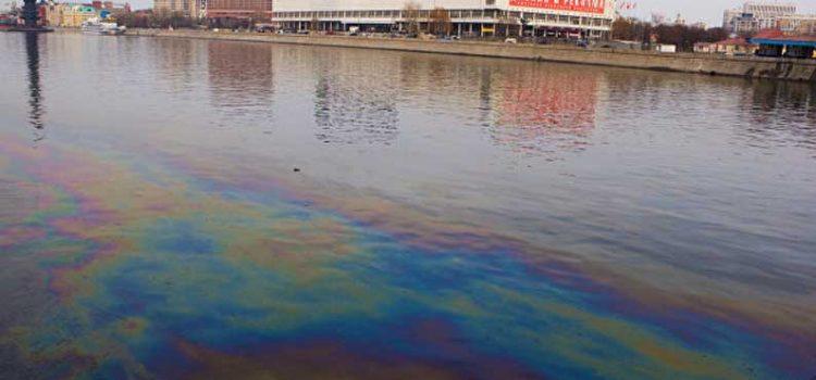 Методы ликвидации нефтяных загрязнений