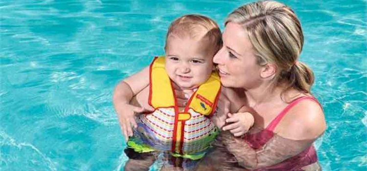 Как выбрать детский жилет для плавания
