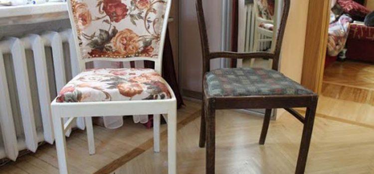 Для чего нужна перетяжка стульев, и как часто ее нужно проводить