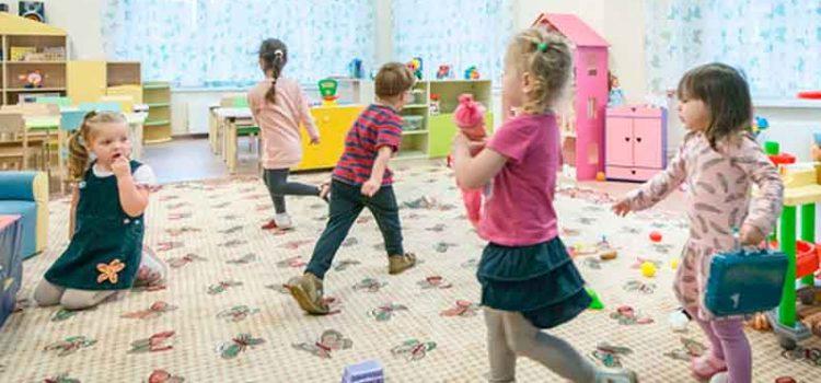 Зачем ребёнку нужно посещать детский сад