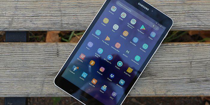 Обзор Samsung Galaxy Tab A