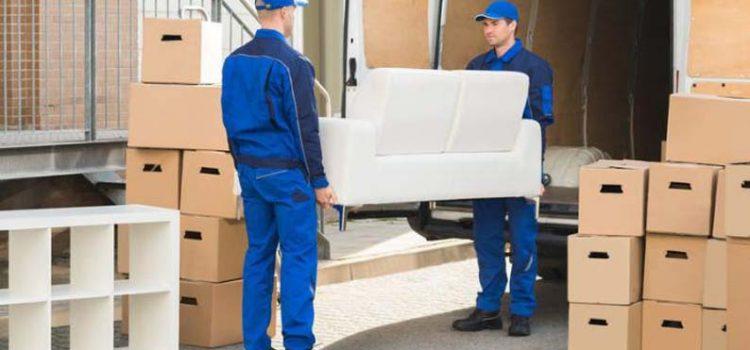 Правильная перевозка мебели