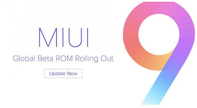 MIUI 9 Global Beta уже доступна почти для всех