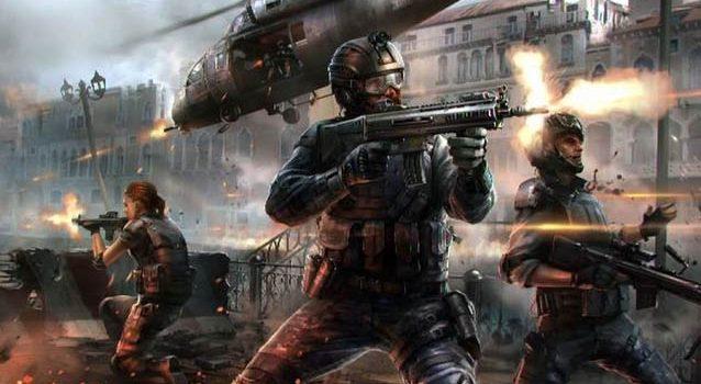 Военные игры для Android и iOS