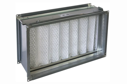 Кассетные фильтры для вентиляции