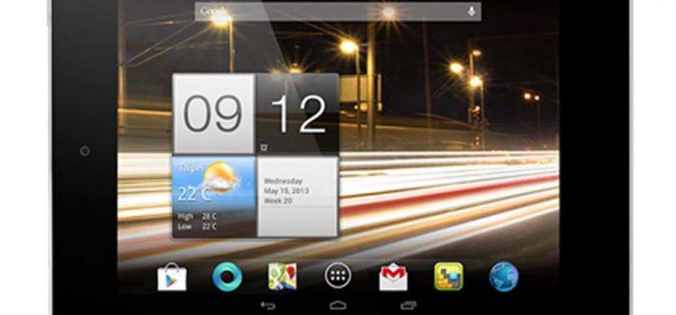 Обзор планшета Acer Iconia A1-810
