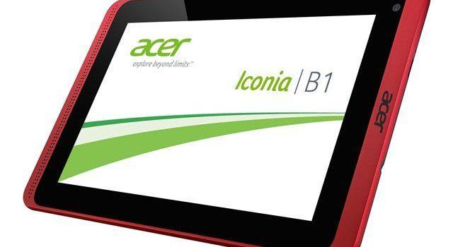 Обзор планшета Acer Iconia B1-720