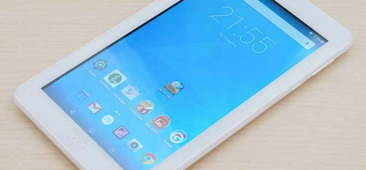 Обзор планшета Acer Iconia One 7 (B1-770)