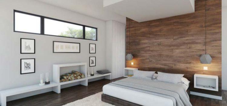 Стеновые панели из дерева в интерьере дома