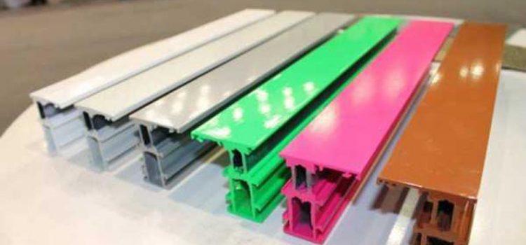 Способы окрашивания полимерных материалов