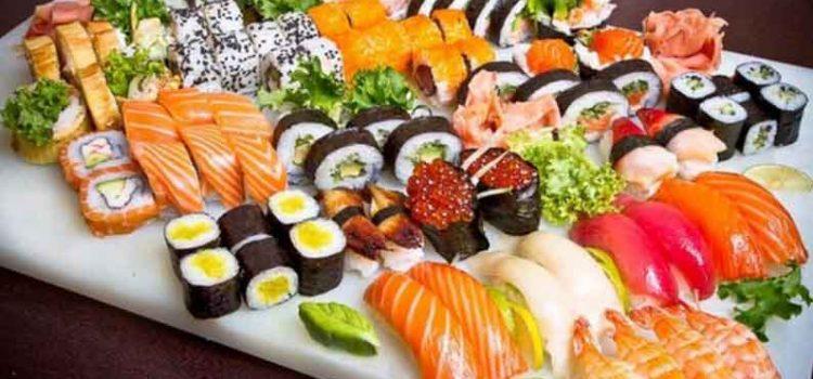 Какие виды суши существуют