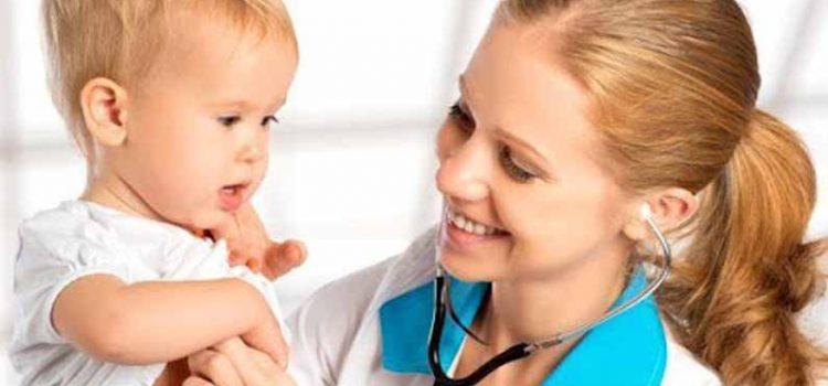 Забота о здоровье малыша